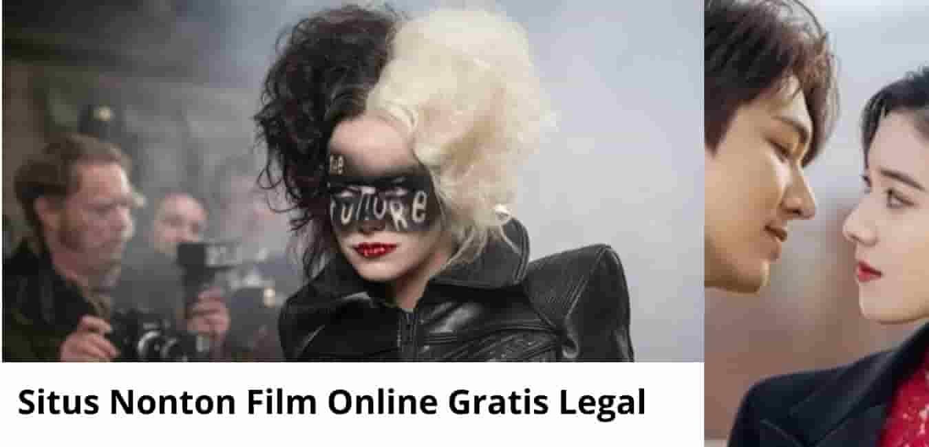 Situs Nonton Film Online Gratis Legal