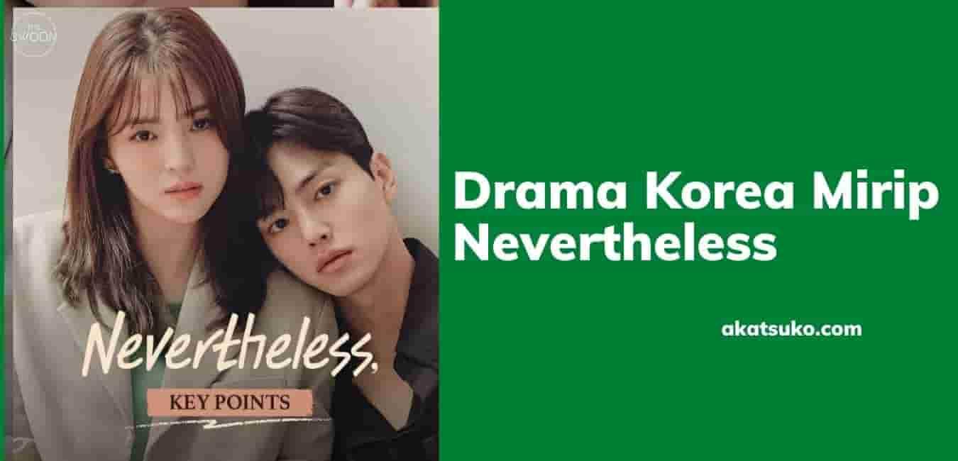 Drama Korea Mirip Nevertheless